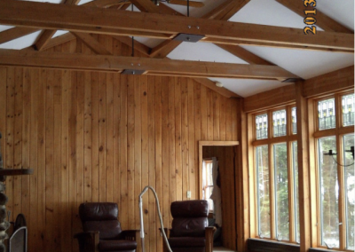Cottage Ceiling Repaint